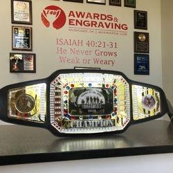 Championship Belts!