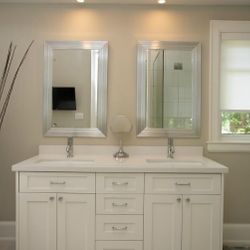 Custom Built Vanities to suit any Bathroom Design