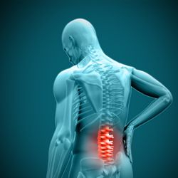 Low Back Pain is Resolved easily with Trigger Point Therapy