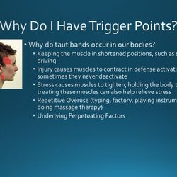 Why do I have Trigger Points?