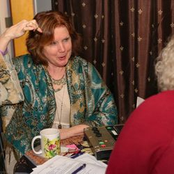 Ghosts, Spirits, afterlife? Psychic Mediums Diana Friedell & Tina Breslau teach this fascinating class, Thurs. 11-14 and 21st- see calendar. . .