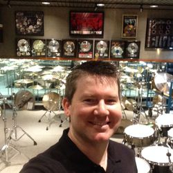 Had a great visit to the Zildjian factory recently.  Special thanks to Aaron Jackson and everyone at Zildjian for making it a great visit!