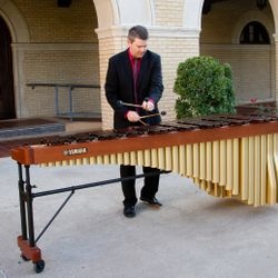 In the fall of 2017 I will be giving a full faculty recital on marimba.  Stay tuned for more details!