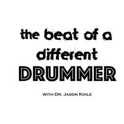 "Check out my new video series ""The Beat of a Different Drummer""."