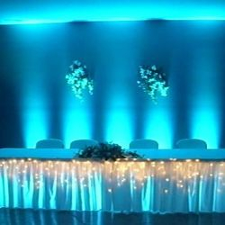 LIGHT UP YOUR WEDDING TABLE
