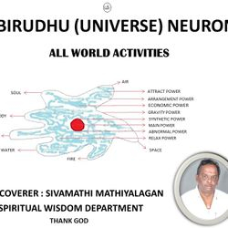 I (Sivamathi M. Mathiyalagan) get Supreme Bliss by exposing Abirudhu Neuron's All World Contacts and its Powers through Sivamathiyin Jeevayoga Jothimayam.