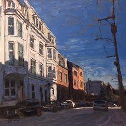 Cincinnati: Light and Shadows, 30x30