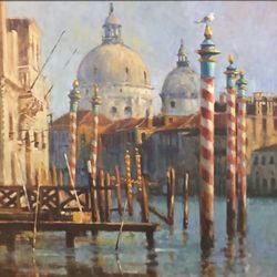 Grand Canal  24x30