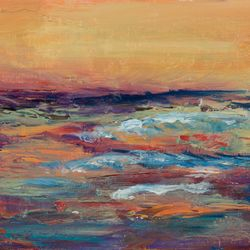 Sea of Color, 5x7