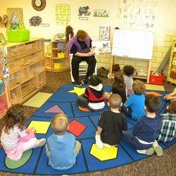 Jordan Reading to Preschoolers!