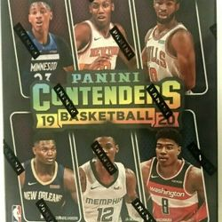 2019-20 Panini CONTENDERS Blaster Box $39.95