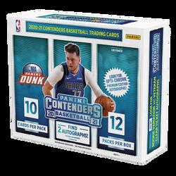 2020-21 Panini CONTENDERS Hobby Box $550.00
