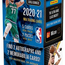 2020-21 Panini Absolute Memorabilia Hobby Box $595.00