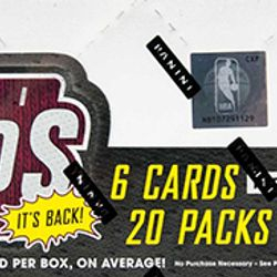 2016/17 Panini THREADS Hobby Box $99.95
