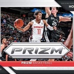 2018/19 Panini PRIZM Hobby Jumbo Box Pre Order $324.95