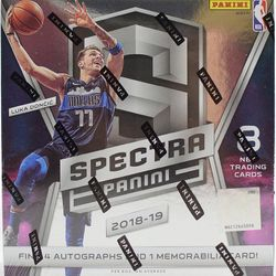 Spectra Basketball Box