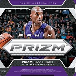 2019-20 Panini PRIZM 12-Pack Hobby Box Pre Order $550.00