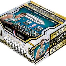 2020-21 Panini PRIZM Hobby Box $2595.00