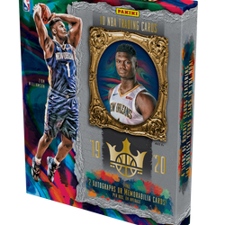2019-20 Panini Court Kings Hobby Box $499.95
