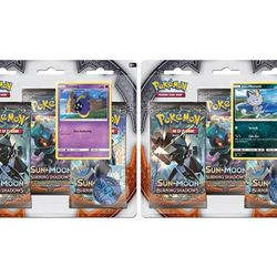 Sun & Moon Burning Shadows 3-Pack Blister $15