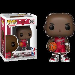 Michael Jordan Chicago Bulls Rookie Uniform Pop! Vinyl Figure $25