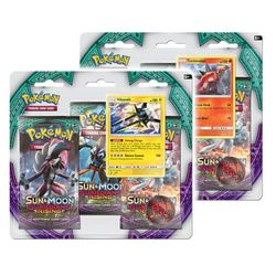 Sun & Moon Guardians Rising 3-Pack Blister $12.50