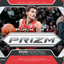 2019-20 Panini PRIZM 24-Pack Retail Box Pre Order $180.00