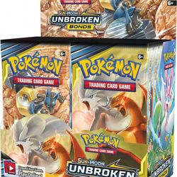 UNBROKEN BONDS 36-Pack Booster BOX $159.95