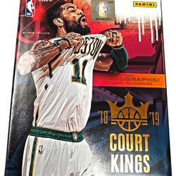 Panini Court Kings