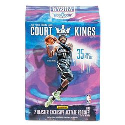 2019-20 Panini Court Kings Blaster Box $145.00