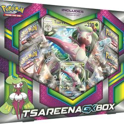 Tsareena GX Box $14.95!
