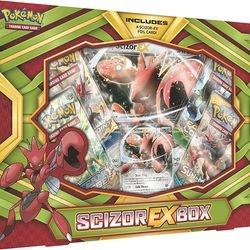 Scizor EX Box $15!