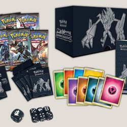 Sun & Moon Burning Shadows Elite Trainer Box $45!