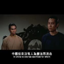 Iron Bodyguards -1973  (c) Image copyright 1973 Shaw Brothers / 2002 Celestial Pictures