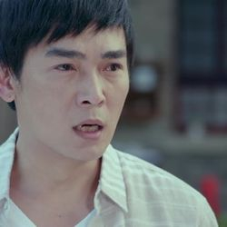 Baicao's adopted father and Master Qu Xiangnan played by Vincent Chaio