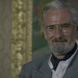 Bozidar Smiljanic as the Duke