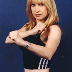Queen of Martial arts Cynthia Rothrock