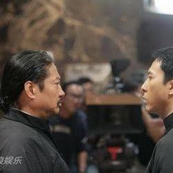 Sammo and Donnie Yen in Ip Man 2