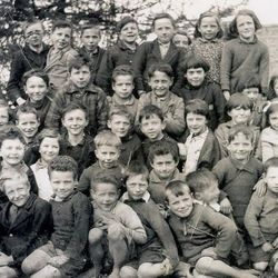 Kilrickle NS Pupils 1940