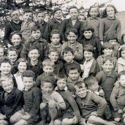Kilrickle NS Pupils 1940