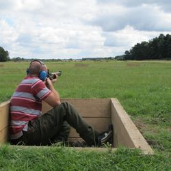 Shooting the Lee Enfield .303 rifle