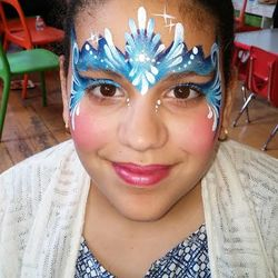 face painting, balloon twisting, bronx face painting, nyc face painting