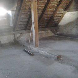 Dachbodenberäumung, Entrümpelung Dachboden