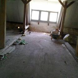 Beräumung Dachboden Scheune