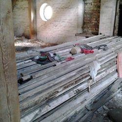 Alt Holz Entsorgung
