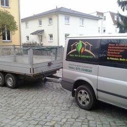 Kleintransporte, Möbel