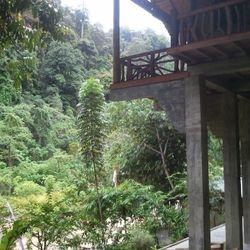 Waterfall Room - side view.