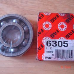 Drive side bearings