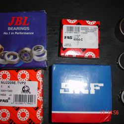 Top quality bearing sets