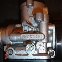 PHBH carburettor
